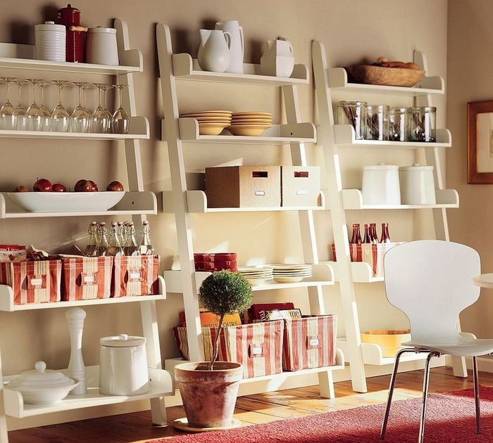 interior-elegant-and-creative-ideas-for-home-decor-inspiration-decorating-office-design-with-three-white-leaning-ladder-shelf-complete-with-furniture-and-white-chairs-also-potted-plants-on-the-wooden.jpg
