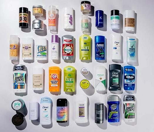14269 Вред дезодорантов для подмышек