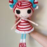 14653 Вязанные куклы лалалупси крючком схемы и описание