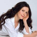 15347 Арефьева Лидия Олеговна в журнале Максим фото: психолог из интернов актриса