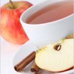 15512 Чай с яблоком и корицей рецепт