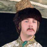 15298 Василий Куравлев сын Леонида Куравлева фото