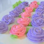 16407 Как сделать крем для украшения торта: как делать цветы из крема