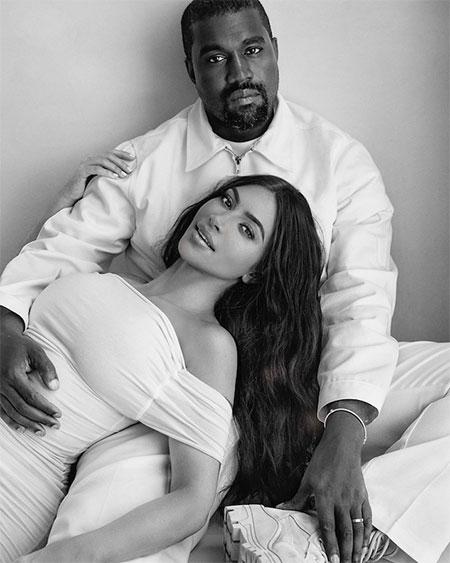 Это официально: Ким Кардашьян подала на развод с Канье Уэстом